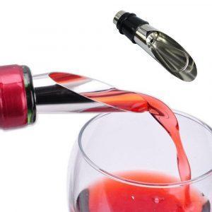 Zuurstof Wijnschenker met Beluchter