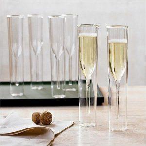 Champagneglazen Plastic | Champagne Glas | Champagneglas