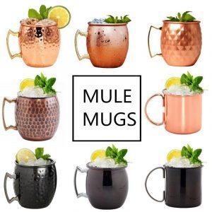 Moscow Mule Beker   Moscow Mule Glazen   Moscow Mule Glas   Moscow Mule Mok   Moscow Mule   Moscow Mule Beker Koper   Koperen Beker