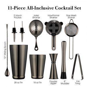 Cocktail Shaker Set | Cocktail Mix Pakket | Cocktailshaker Set