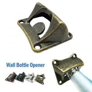 Wandopener | Bieropener Wand/Muur | Flesopener Muur/Wand