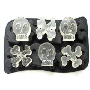 IJsblokjesvorm Skull/Schedel