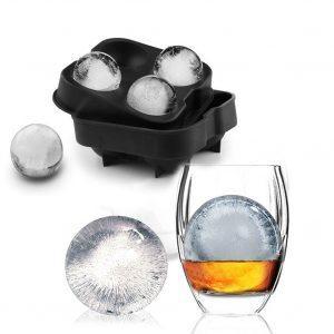 Siliconen IJsblokjesvorm Whiskey Bal