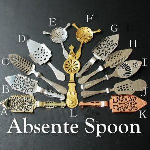 Absint Lepel / Absinthe Lepeltje