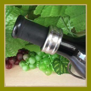 Flesstopper | Wijnstopper | Vacuum Stop Wijn