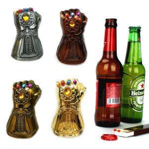 Bieropener | Bier Opener Infinity Thanos Ridder Handschoen