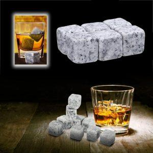Whiskey Stones | Whiskey Stenen | Natuursteen IJsblokken | Whisky Stones | Whisky Stenen | Whiskeystenen | Whikystenen | Whiskeystones | Whiskystones | Herbruikbare IJsblokjes | On The Rocks | RVS IJsblokjes