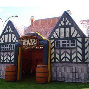 Opblaasbare Bar | Opblaasbare Tiki Bar | Opblaasbare Pub | Opblaasbare Kroeg | Opblaasbare Tiki Tent | Opblaasbare Partytent | Opblaasbare Irish Pub | Opblaasbare Ierse Kroeg