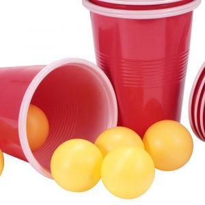 Beerpong Set | Beer Pong Set | Bierpong Set | Bier Pong Set