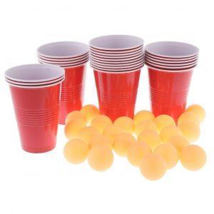 Beerpong Set   Beer Pong Set   Bierpong Set   Bier Pong Set
