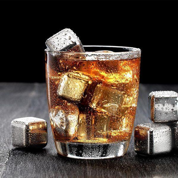 Whiskey Stones   Whiskey Stenen   Natuursteen IJsblokken   Whisky Stones   Whisky Stenen   Whiskeystenen   Whikystenen   Whiskeystones   Whiskystones   Herbruikbare IJsblokjes   On The Rocks   RVS IJsblokjes