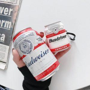 Budweiser Airpods Case | Budweiser Accessoires | Budweiser Merchandise