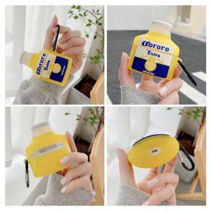 Corona Airpod Case   Corona Merchandise   Corona Accessoires