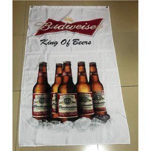 Budweiser Wandbord | Budweiser Accessoires | Budweiser Merchandise