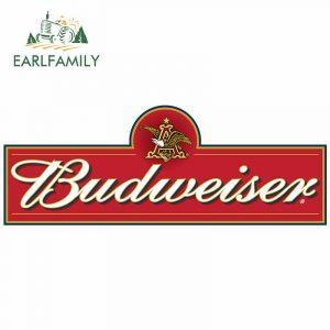 Budweiser Auto Sticker | Budweiser Accessoires | Budweiser Merchandise