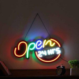 Neon Bar Verlichting | Retro/Vintage/Antiek Neon Reclamebord | Neon Sign