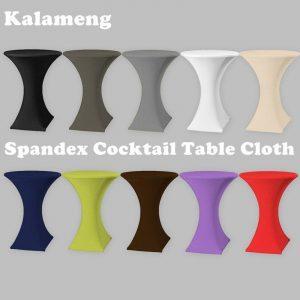 Gekleurde Statafelhoes | Statafelrok | Spandex tafelhoes