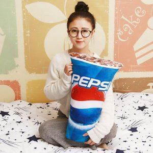 Pepsi Cola Kussen | Pepsi Merchandise | Pepsi Accessoires