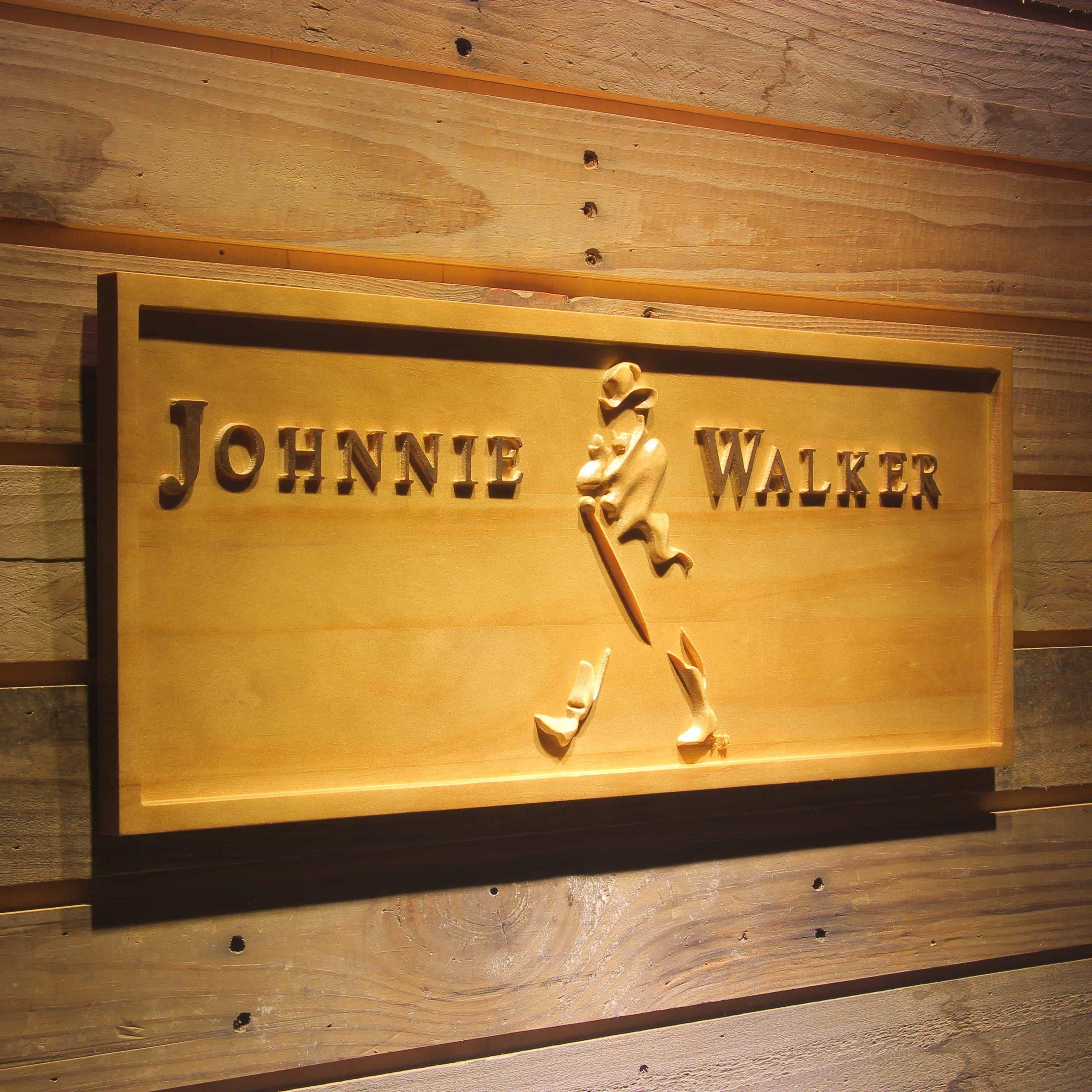 Johnnie Walker Bord | Johnnie Walker Merchandise | Johnnie Walker Accessoires
