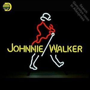 Johnnie Walker Neon Licht | Johnnie Walker Merchandise | Johnnie Walker Accessoires