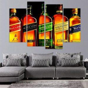 Johnnie Walker Canvas | Johnnie Walker Merchandise | Johnnie Walker Accessoires