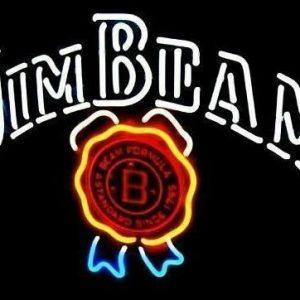 Jim Beam Led Neon Verlichting Bord | Jim Beam Merchandise | Jim Beam Accessoires