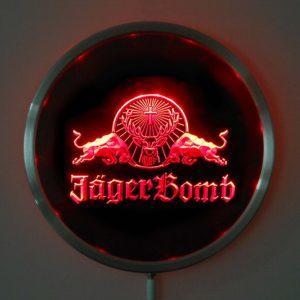 Jägermeister Neon Bord | Jägermeister Merchandise | Jägermeister Accessoires