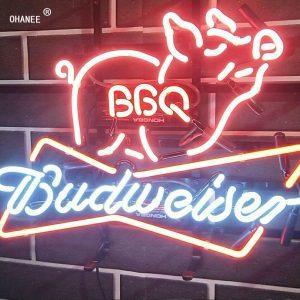 Budweiser Neon Verlichting | Budweiser Accessoires | Budweiser Merchandise