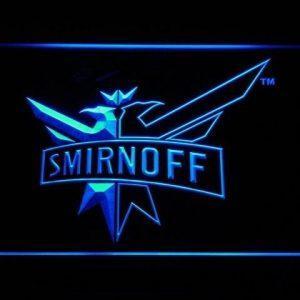 Smirnoff Neon Licht | Smirnoff Merchandise | Smirnoff Accessoires
