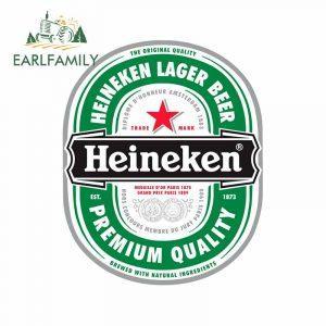 Heineken Sticker Auto   Heineken Merchandise   Heineken Accessoires
