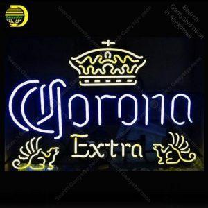 Corona LED NEON Verlichting   Corona Merchandise   Corona Accessoires