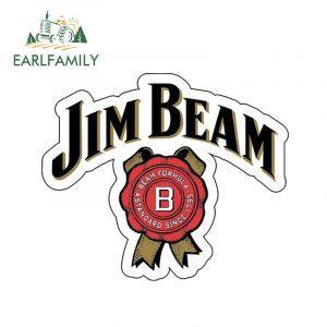 Jim Beam Auto Sticker | Jim Beam Merchandise | Jim Beam Accessoires