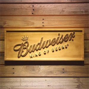 Budweiser Houten Bord | Budweiser Accessoires | Budweiser Merchandise
