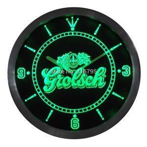 Grolsch Klok   Grolsch Merchandise   Grolsch Accessoires