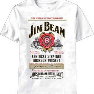 Jim Beam T-Shirt | Jim Beam Merchandise | Jim Beam Accessoires
