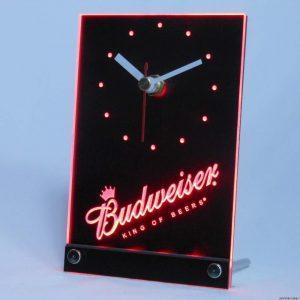 Budweiser Klok | Budweiser Accessoires | Budweiser Merchandise