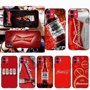 Budweiser Telefoonhoesjes | Budweiser Accessoires | Budweiser Merchandise