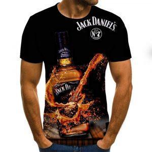 Jack Daniels T-Shirt | Jack Daniels Merchandise | Jack Daniels Accessoires