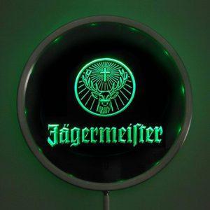 Jägermeister Led Neon Bord | Jägermeister Merchandise | Jägermeister Accessoires