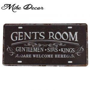 Kroeg/Pub/Retro Metalen Borden   Vintage/Retro/Oude/Antieke Reclameborden   Vintage/Retro/Oude/Antieke Wandborden   Vintage/Retro/Oude/Antieke Emaille Borden