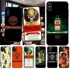 Jägermeister Telefoon Hoesje | Jägermeister Merchandise | Jägermeister Accessoires