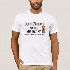 Captain Morgan T-Shirt | Captain Morgan Merchandise | Captain Morgan Accessoires