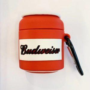 Budweiser Airpods Hoesje | Budweiser Accessoires | Budweiser Merchandise