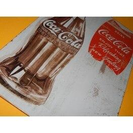 Coca Cola Wandbord   Coca Cola Accessoires   Coca Cola Merchandise