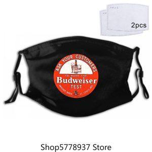 Budweiser Mondkapje | Budweiser Accessoires | Budweiser Merchandise