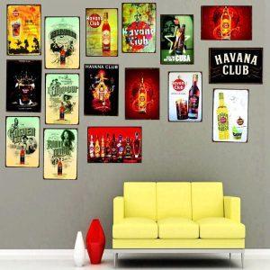 Havana Club Wandbord | Havana Club Merchandise | Havana Club Accessoires