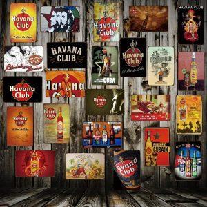 Havana Club Pubbord | Havana Club Merchandise | Havana Club Accessoires