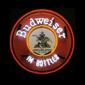 Budweiser LED Licht / Neon Verlichting | Budweiser Accessoires | Budweiser Merchandise