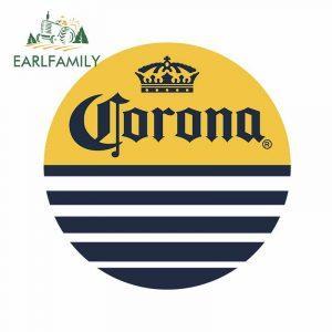 Corona Auto Sticker   Corona Merchandise   Corona Accessoires