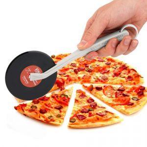 Pizzasnijder Vinyl LP Plaat | Pizza Snijder | Pizzaschaar | Pizza Cutter